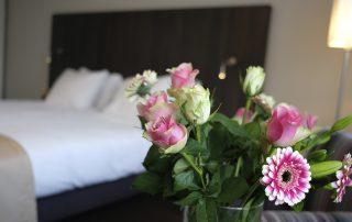 Fotografie Hotel de Jonge - kamer