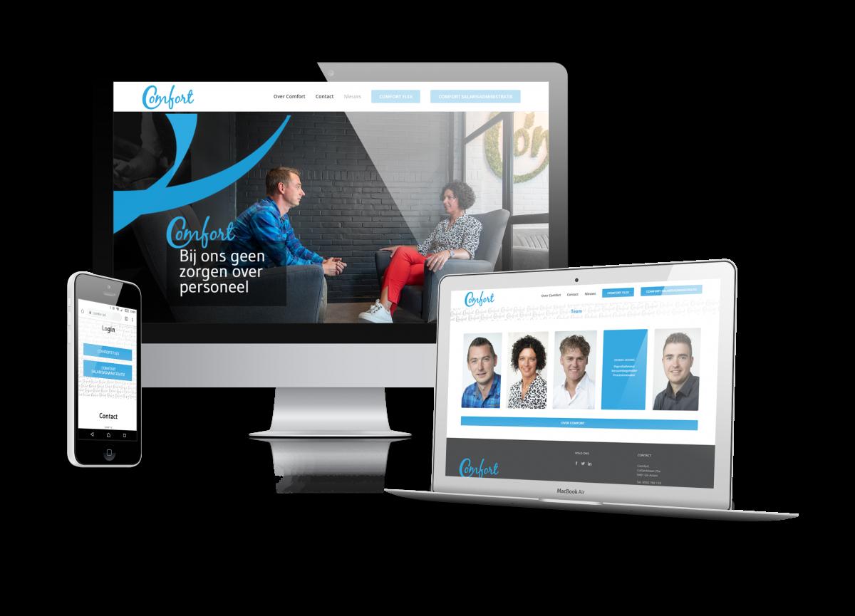 Website Comfort